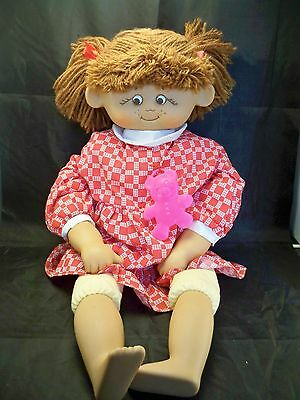 1992 Barbara Hock Uniquely Yours Doll Country