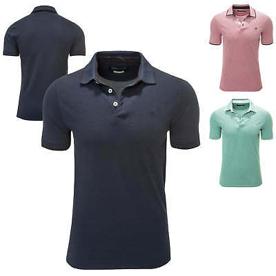 NEU Jack & Jones Herren Poloshirt Polo Hemd Kurzarmshirt T-Shirt Color Mix
