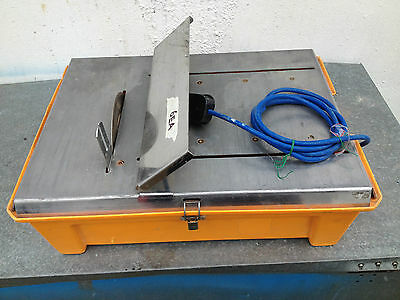 Diamant Boart TS 180S Wet Tile Cutter / Saw 240v Electric Free Postage