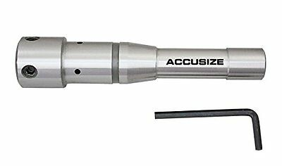AccusizeTools - R8 to 3/4'' Weldon Shank for Drill-Use Annular Cutter for ...NEW