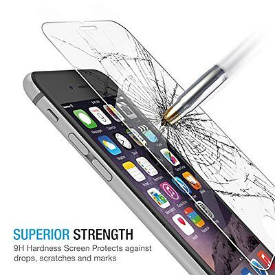 iPhone 7/7s tempered glass screen protection