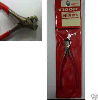 Vigor End Cutter Plier Electrical Jewelers 850 Tools