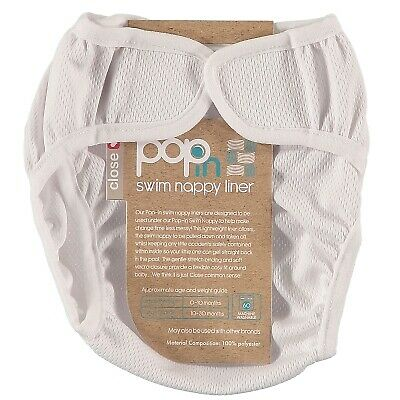 Close Baby / Child / Kid Pop-In Swim Nappy Liner - Large / Extra Large
