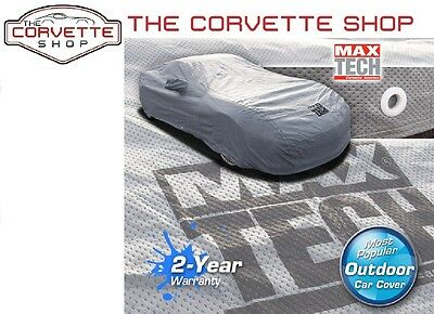 5 Layer Weather//Waterproof CUSTOM Fit Cover For Chevy Corvette C6 2005–13 CCT
