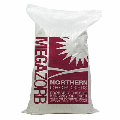 85L Megazorb Absorbent Bedding for Horse Poultry Small Animal Litter 85 L Litre