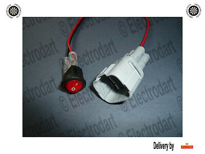 Dealer Service Mode Switch/Tool For Suzuki 6 Pin Connections GSXR 2004 Onwards