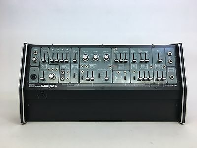 Vintage synthesizer : ROLAND System 100 Model 102 in Excellent Condition!!