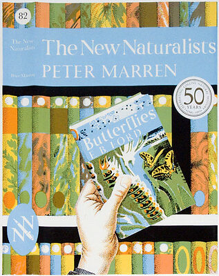 Collins new naturalist, THE NEW NATURALIST  Signed by Peter Marren