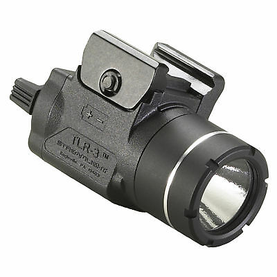 NEW Streamlight TLR-3 Compact Rail Mount C4 LED Tactical Light ~ 69220