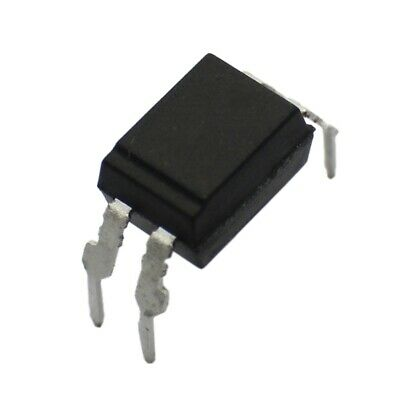 4x SFH618A-4X Optocoupler THT Channels1 Out transistor Uinsul5.3kV DIP4 ISOCOM
