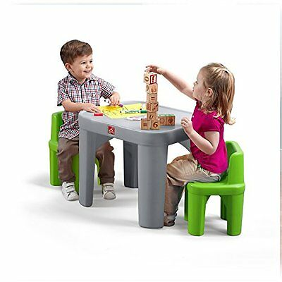 Step2 Mighty My Size Table and Chairs Set