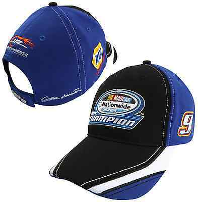 Chase Elliott 2014 Nationwide Champ Hat New With Tags Chase Authentics