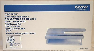 Brother Sewing Machine  Wide Table WT13 Fits L14 / LS14 - B298 NEW