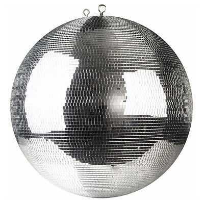Showtec Professional Mirrorball 30 cm  5 x 5 mm without motor Spiegelkugel Motor