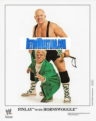 Hornswoggle Wwe Photo Wrestling Promo With Finlay P1161
