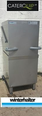 WINTERHALTER GS502 Pass Through Dish Washer / Commercial Catering Dishwasher