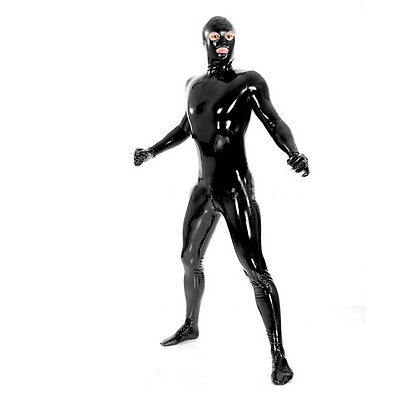 Platex Latex Rubber Gummi Full Body Catsuit with Chlorination NEW RRP £300