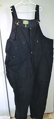 Cabela's Insulated Overalls -  Size 5Xl,  Black