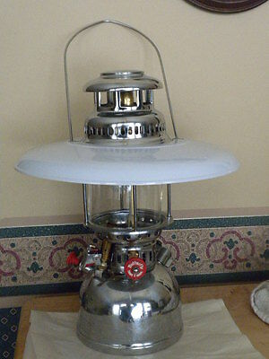 Butterfly Petromax Coleman Lantern Shade