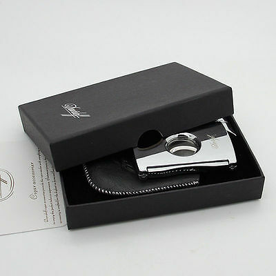 Quality Davidoff Stainless Steel Cigar Cutter Best Of The Best!!!!