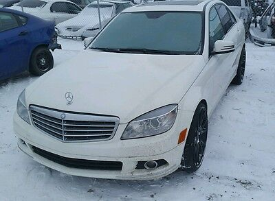 MERCEDES BENZ W204 C CLASS C250 Breaking For Parts - Parting Out - For Parts