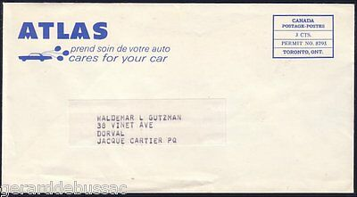 Canada Advertizing for ATLAS Automobile cover (2-111)
