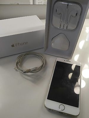 Apple iPhone 6 - 16GB - Gold (EE)