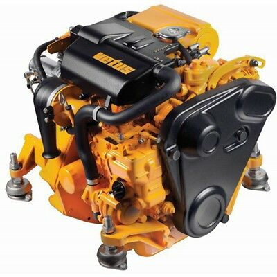 Vetus M-Line Diesel Engine M2.18 - 16HP without Gearbox.