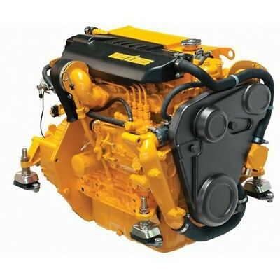Vetus M-Line Diesel Engine M4.35 - 33HP without Gearbox.