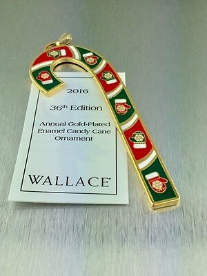 Wallace Candy Cane 2016