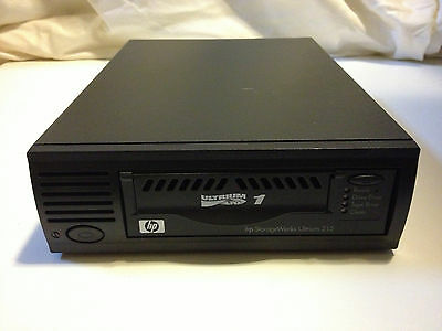 HP StorageWorks Ultrium 215 LTO-1 Q1545-60001 Q1545A External SCSI/LVD TESTED