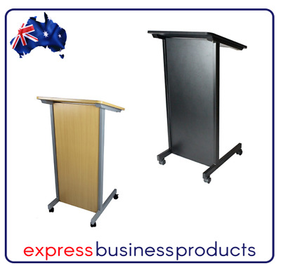 Ready 2 Go Mobile Lectern - Two Colours