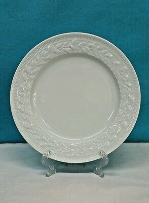 Bernardaud Louvre Salad Plate 8 1/2 Inches White, New