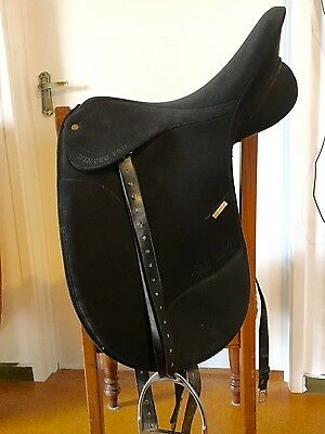 "Wintec Pro Isabell Werth 17"" Dressage Saddle"