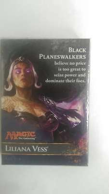 Magic the Gathering  Planeswalker Deck 2012: Liliana Vess QUICK START GUIDE