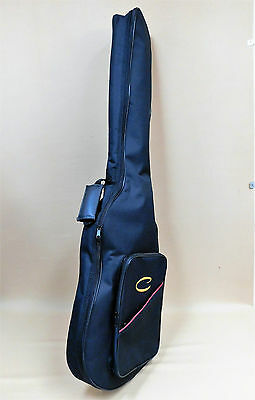 Caraya SPT-EBG 49D Heavy Duty Canvas Gig Bag for Electric BASS Guitar
