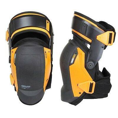 Professional Construction Knee Pads Pair Comfort Leg GEL Protectors Work Safety