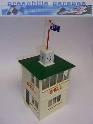 Greenhills Scalextric Vintage Control Tower A208 - Used - ACC2764 ##
