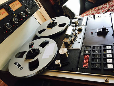 Studer A810 ¼ magnetophone professional take recorder