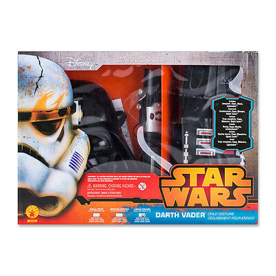 Star Wars Kostuemset Darth Vader Masque Sabre Laser