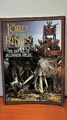lord of the rings strategy battle game battle for pelennor fields