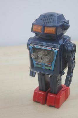 Modern Toys Trade Mark Tin Toy Roboter Japan Blech 70Er Jahre
