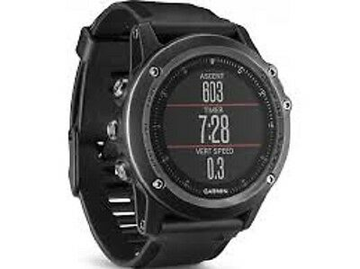 Garmin fenix 3 Sapphire with Metal Band Newly Overhauled