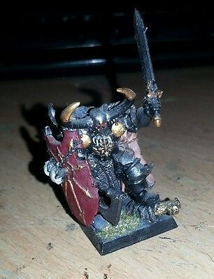 Warhammer Fantasy Chaos Crom the Conqueror
