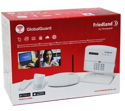 Friedland Global Guard IP-Funk-Basis-Set 868MHz, FGGK0101WWE NH42 B