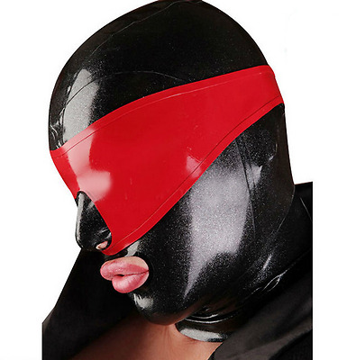 Platex Latex Rubber Hood with Blindfold Chlorination NEW RRP £190