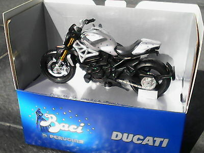 SAN VALENTINO 2017 Baci Perugina Ducati Monster 2016, gluten-free MADE IN ITALY