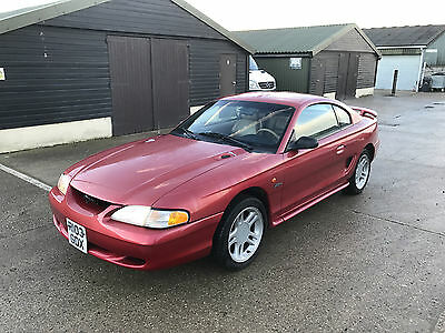 1998 Ford Mustang 4.6 V8 Manual       Genuine 49K         Px Poss