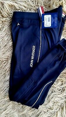 New Arrival! John Whitaker Santiago Pull-On Ladies Navy Breeches