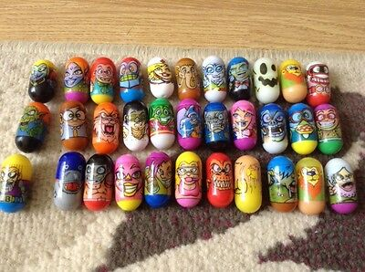 30 X Mighty Beanz- Bundle. Random jumping Beans Lucky Dip Party Bag Toys